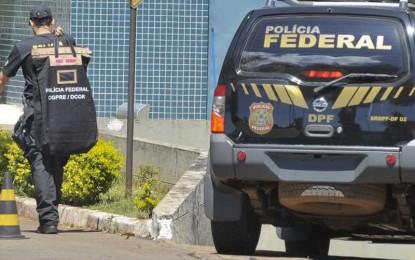 PF cumpre 11 mandados de prisão temporária na 3ª fase da Operação Carne Fraca