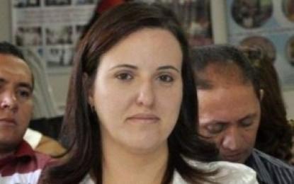 STJ suspende prisão da prefeita de Monte Horebe