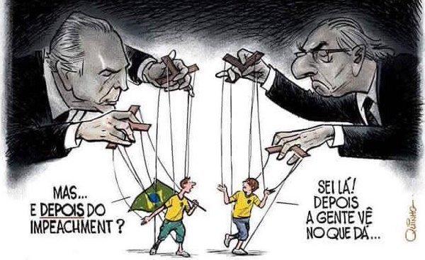 Resultado de imagem para golpe impeachment