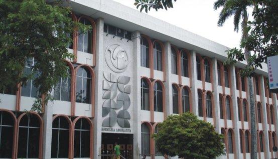 Sede da Assembléia Legislativa da Paraíba passa por reformas
