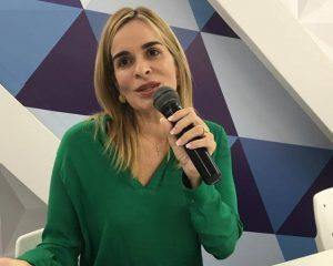 Senadora eleita Daniella Ribeiro é diagnosticada com inflamação das vias respiratórias e anuncia ritmo menor de compromissos