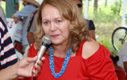 PMDB de Guarabira descarta aliança com Zenóbio e lança Fátima Paulino