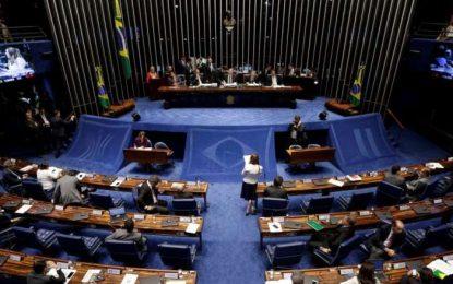 Senado aprova projeto que proíbe franquias para internet de banda larga fixa