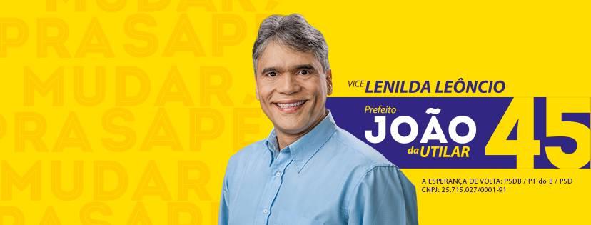 Candidato a prefeito de Sapé tem candidatura barrada pela Justiça Eleitoral