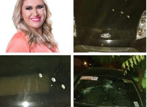 Vereadora de Monte Horede sofre atentado na zona rural do município