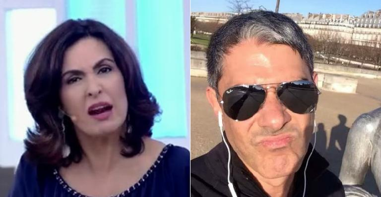 "Fátima Bernardes revela como superou William Bonner: ""Sempre dói"""