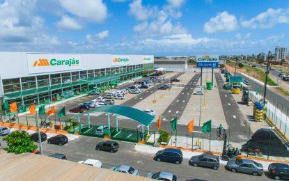 Carajás inaugura unidade em Cabedelo, fruto de parceria público-privada