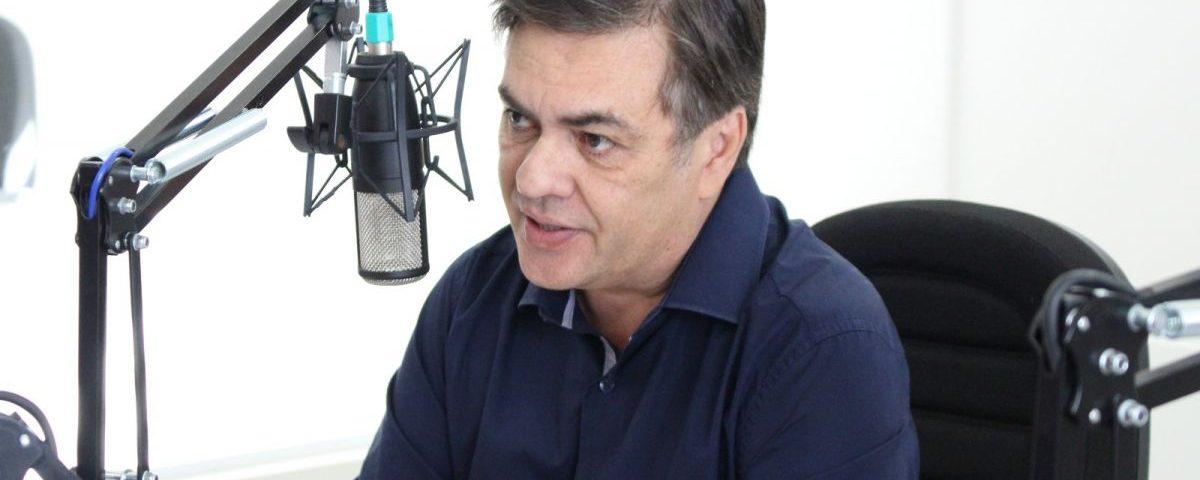 Escute a entrevista de Cássio Cunha Lima em Patos neste sábado (05/08)