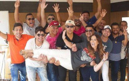 Para tirar músicos do Aviões do Forró, Solange Almeida dá aumento de 25% 8859fc647c