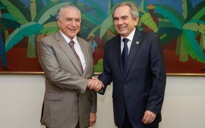 Lira confirma que Presidente Temer assinará Ordem de Serviço para a duplicação da BR 230 nesta sexta