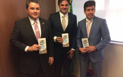 Efraim Filho garante R$ 1,8 milhão do FNDE para educação da Paraíba