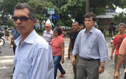 Governador não recebe policiais militares para diálogo e vira alvo de crítica de deputado na ALPB