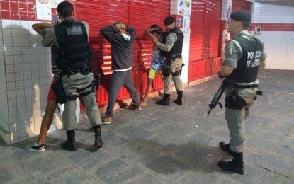 Operação 1º de Maio: 54 suspeitos presos e 13 armas apreendidas na Paraíba