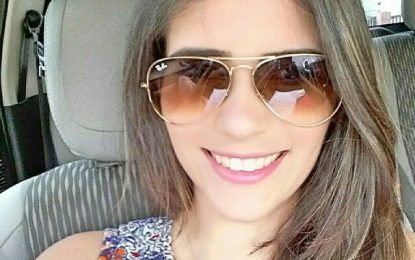 Faleceu no Hospital regional de Cajazeiras a jovem fisioterapeuta Valéria Medeiros