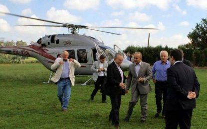 Além de jatinho da JBS, Temer voou em helicóptero de outra empresa quando era vice