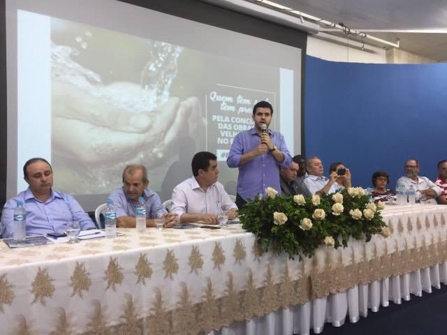 Audiência pública debate a retomada da obra do Eixo Norte da Transposição do Rio São Francisco