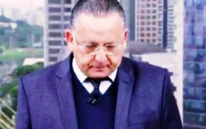 Globo planeja reduzir salário de Galvão Bueno em R$ 1 milhão