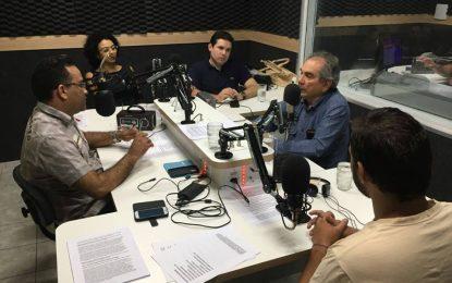 Em Patos, Raimundo Lira e Hugo Motta tratam de investimentos e se reúnem com Prefeitos da região