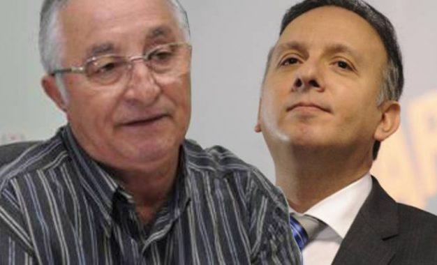 """FREI ANASTÁCIO DETONA AGUINALDO RIBEIRO: """"Um traidor que não pode pedir lealdade a ninguém"""""""