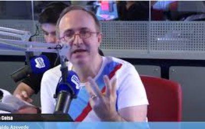 """Temer telefona para o programa de Reinaldo Azevedo: """"Nós vamos ter sucesso na Câmara"""" – VEJA VÍDEO"""