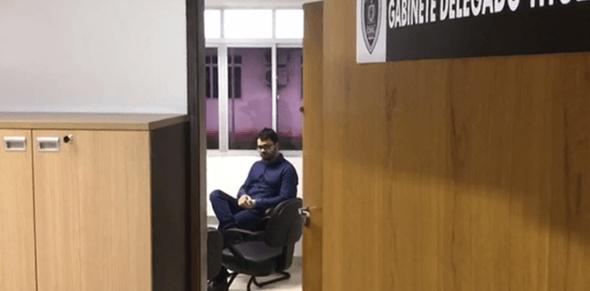 Justiça decreta prisão Berg Lima e o afasta do cargo de prefeito de Bayeux