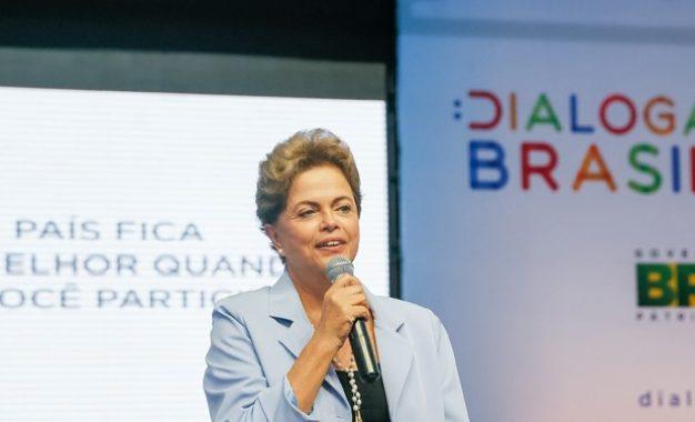 Dilma Rousseff ministra aula neste sábado na capital paraibana
