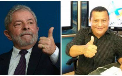 Apresentador Nilvan Ferreira afirma que entrevista com ex-presidente Lula será reveladora