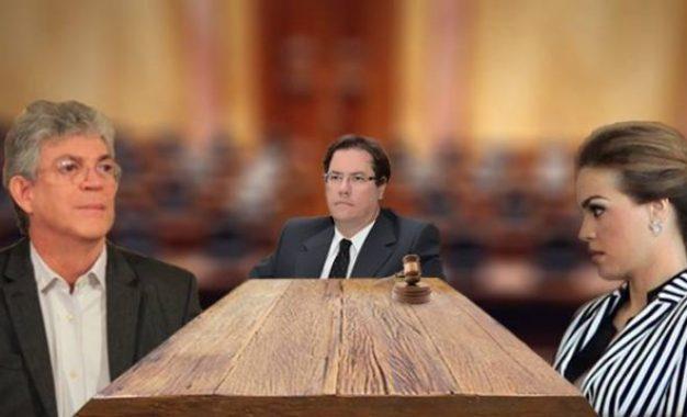 Primeiro round – Governador Ricardo vai ficar frente a frente com Pâmela Bório