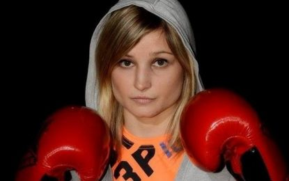 Campeã mundial de boxe morre aos 26 anos