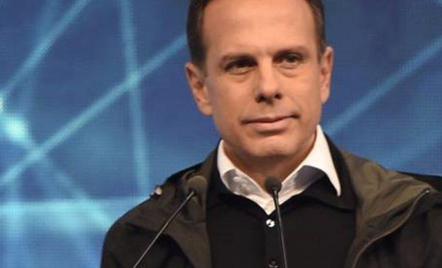 João Dória defende candidatura de Lula em 2018