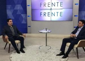 Agora diretor executivo da Arapuan, Fabiano Gomes diz que se arrependeu de gravar guia de Cássio Cunha Lima
