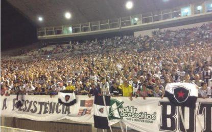 Botafogo vira placar e consegue quebrar temporada de derrotas