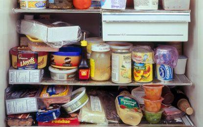 7 alimentos que você guarda na geladeira, mas não tem necessidade