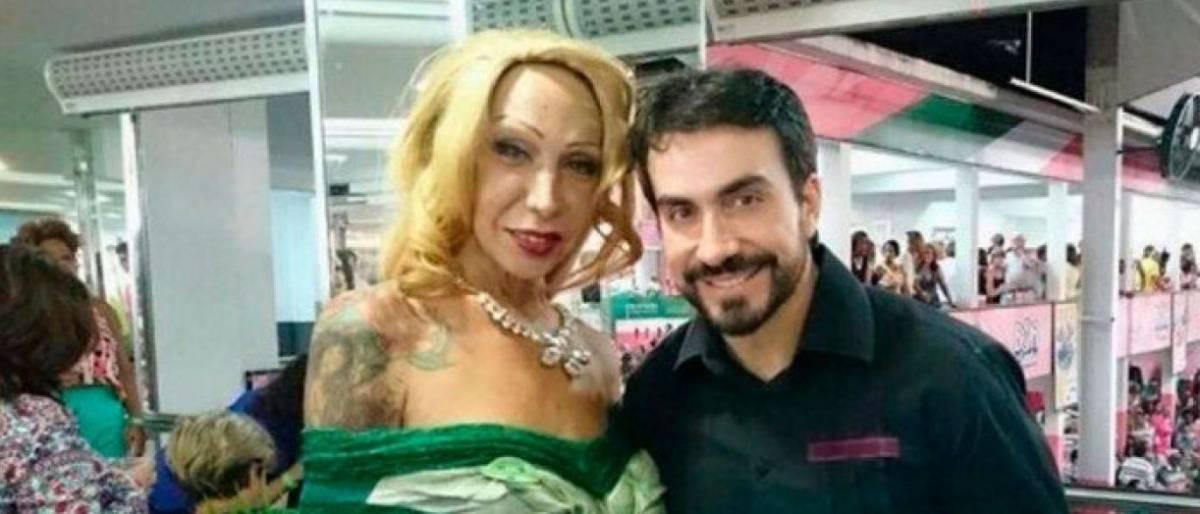 Pe Fábio de Melo fala de amizade com travesti morta em maio deste ano