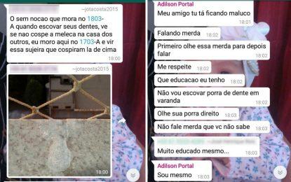 Policial mata vizinho após briga no WhatsApp
