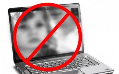 Deputada descobre pornografia infantil em computador do marido