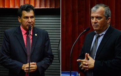 CLIMA ESQUENTOU: Trócolli Júnior e Ricardo Barbosa se desentendem na ALPB e trocam ofensas