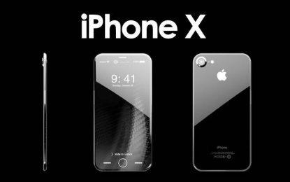 VEM AÍ O IPHONE X: Como será o novo 'smartphone' que a Apple lança na terça-feira