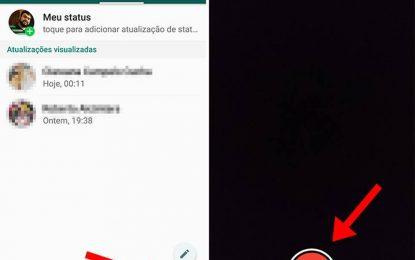 Aprenda como postar uma música no status do Whatsapp