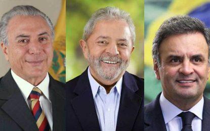 """CORAGEM PRA DEFENDER O LEGAL: """"Temer é vítima de um complô, Aécio, de armação, e Lula, de perseguição"""" – Por Reinaldo Azevedo"""