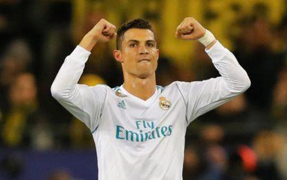 Cristiano Ronaldo é eleito o melhor jogador do mundo