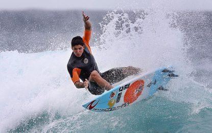 Gabriel Medina vence etapa da França e volta para a disputa no mundial de surf