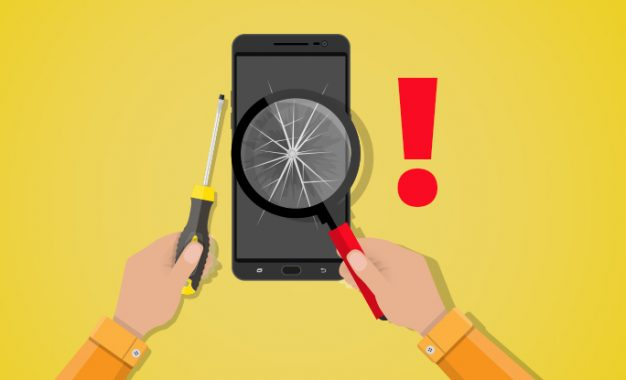 Quebrou a tela do celular? Cuidado ao levar o aparelho à assistência técnica