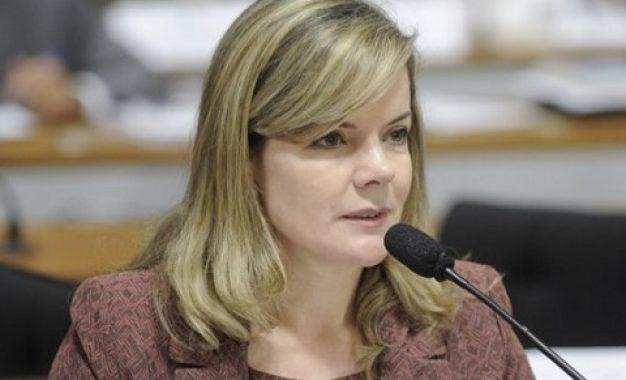 Procuradoria Geralda República pede a condenação de Gleisi Hoffman