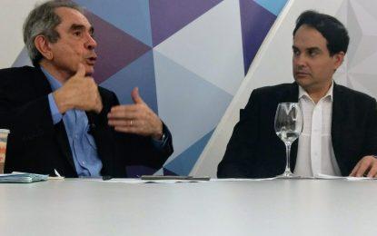 Lira diz que chapa do MDB está aberta para Cássio Cunha Lima