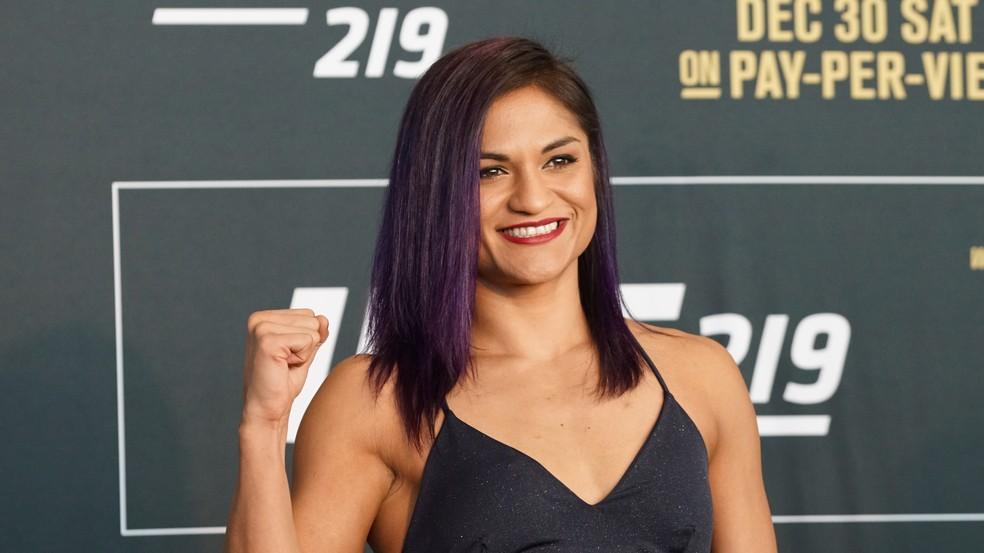 Lutadora do UFC é pega no antidoping por uso de maconha