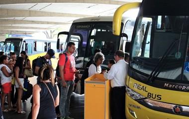 Ônibus intermunicipais voltam a circular a partir da próxima segunda-feira