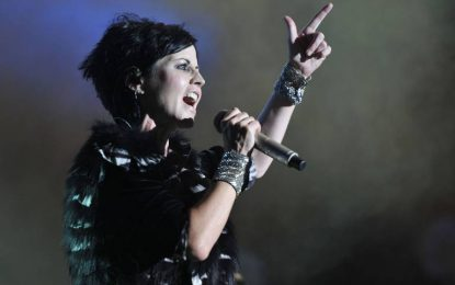 Vocalista da banda inglesa The Cranberries falece aos 46 anos