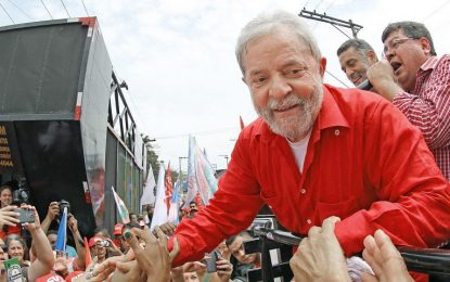 Juiz não pode levar em conta se réu é candidato, diz advogado de Lula