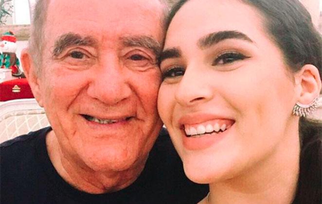 Renato Aragão completa 83 anos de vida e ganha homenagem da filha